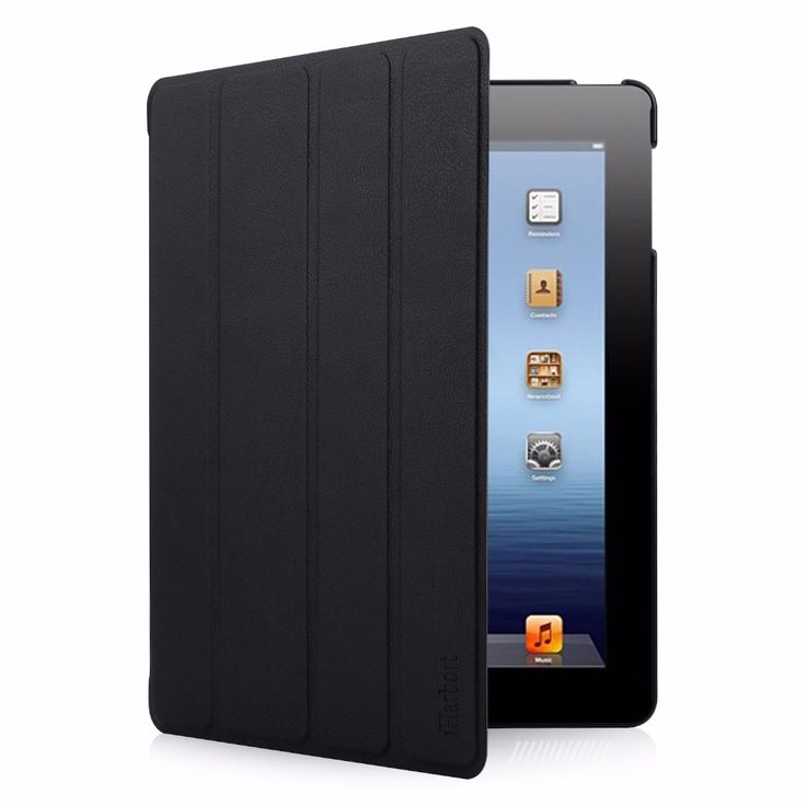 Case for iPad 2 3 4 iHarbort Premium PU Leather Smart Cases Cover For iPad 2. Click visit to buy