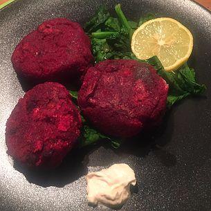 MrVeggieMagazine|News e ricette Vegan | Beet Burger