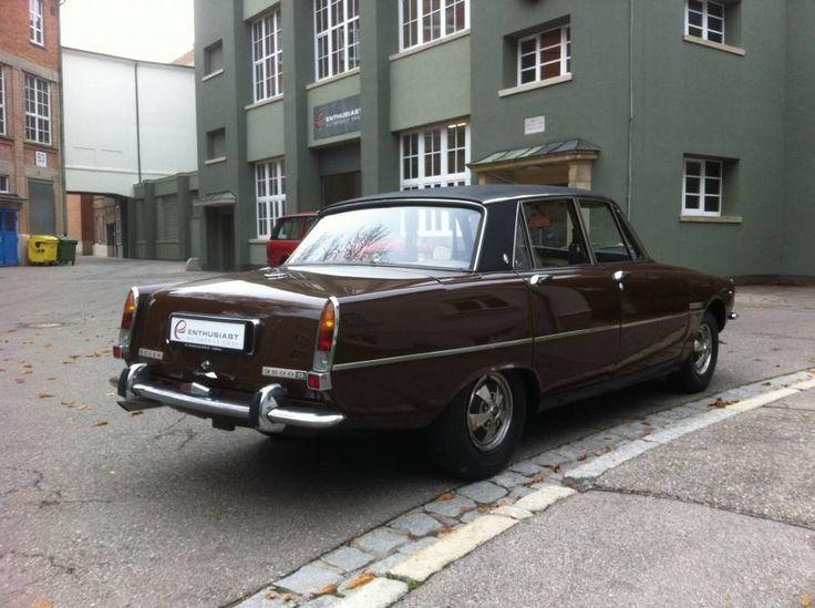 Rover 3500 S