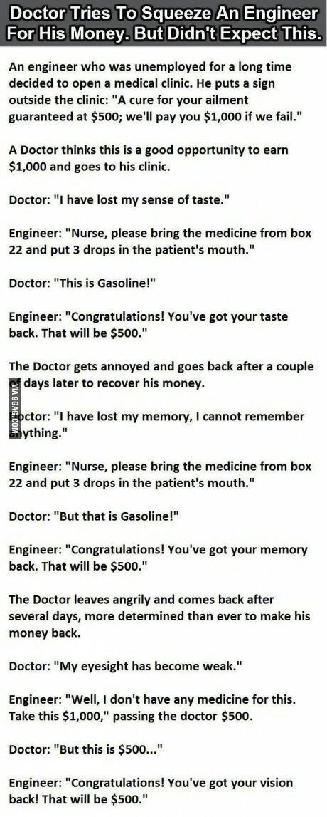 Best engineer humor!