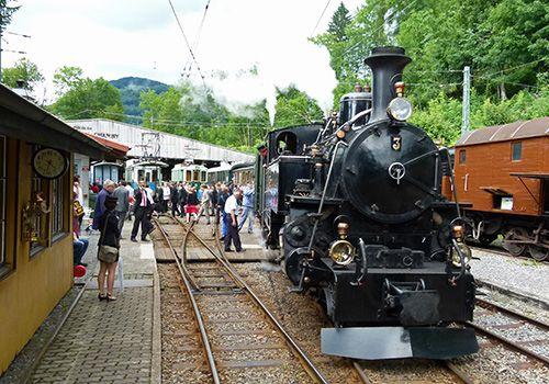 :: Chemin de fer-musée Blonay-Chamby ::