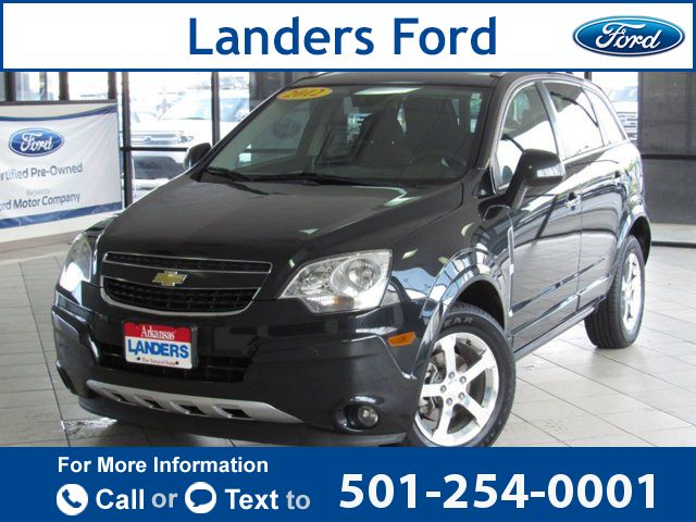 2012 *Chevrolet* *Chevy*  *Captiva* *Sport* *FWD* *4DR* *LT*  112k miles $10,900 112598 miles 501-254-0001 Transmission: Automatic  #Chevrolet #Captiva Sport #used #cars #LandersFord #Benton #AR #tapcars