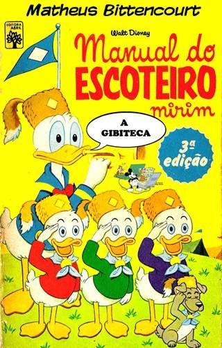 Manual do Escoteiro Mirim - 3° Edição