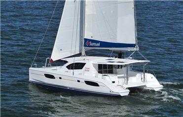 Sunsail 444 - 4 Cabin Catamaran Yacht