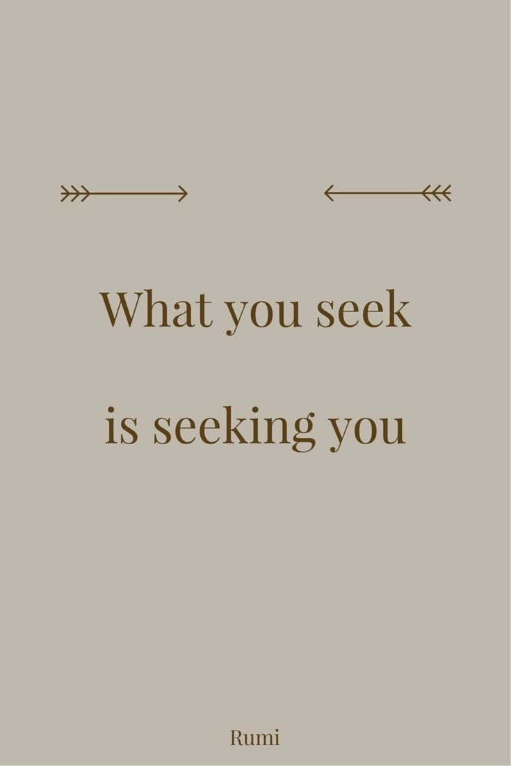 What you seek is seeking you. Rumi. Click on this image to see the biggest selection of birthday wishes on the net!