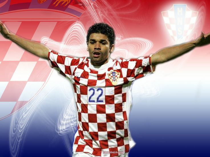 EDUARDO DA SILVA  Eduardo Alves da Silva (born 25 February 1983), commonly known as Eduardo, sometimes nicknamed as Dudu,[2][3] is a Brazilian-born Croatian footballer who plays for Ukrainian Premier League club Shakhtar Donetsk and the Croatia national team. Capable on playing any forward position, he started as a striker, but is deployed mostly as a winger or second striker during the last few years.  He began his career with his hometown club in Brazil, Bangu Atlético Clube. He later…