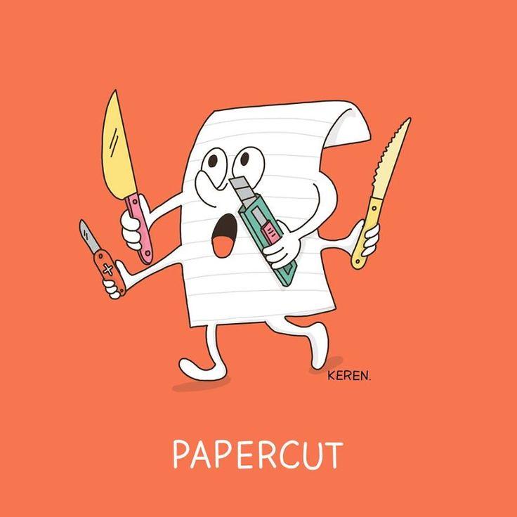 5.Papercut