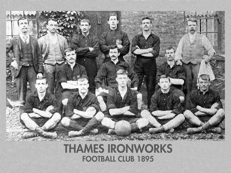 Thames Ironworks FC 1895