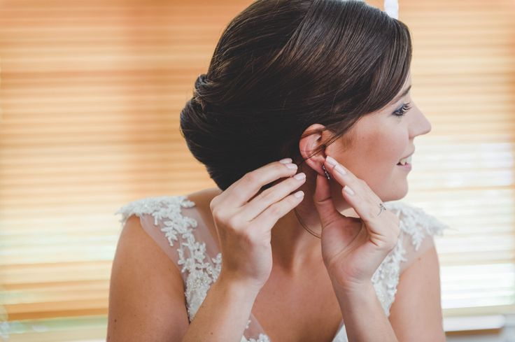 Bridal Hair and make up by Rowena