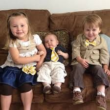 josh and anna duggar children - Mackynze, Michael, Marcus
