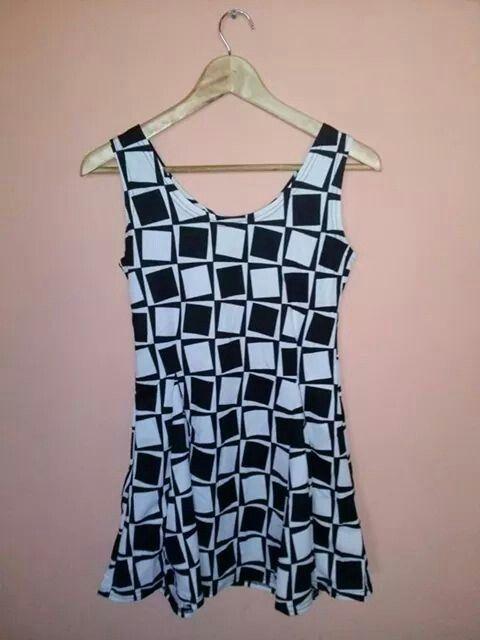 Mini vestido  $7.900