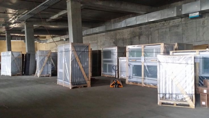 Talaria in Burbank. All windows and doors are made by Superior Windows & Doors, inc. installation. Profile SWD M5, shapes 62, total quantity 1325. We are ready to start.