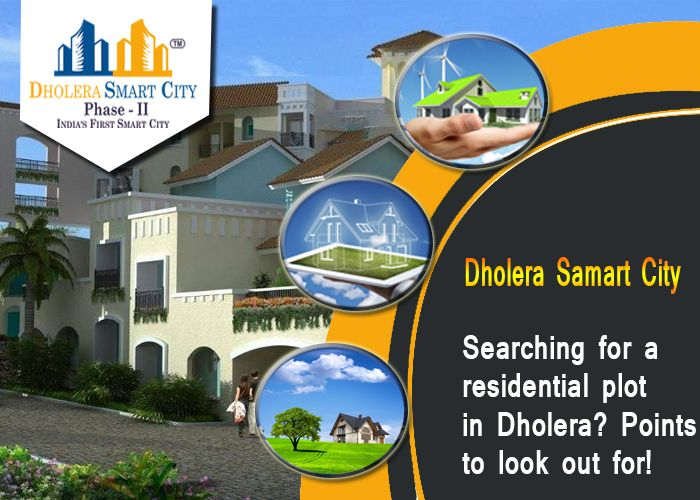 Searching for a residential plot in Dholera? Points to look out for!.http://bit.ly/29ZmCgS #Dholera #DholeraSIR #DholeraSmartCity #Gujarat