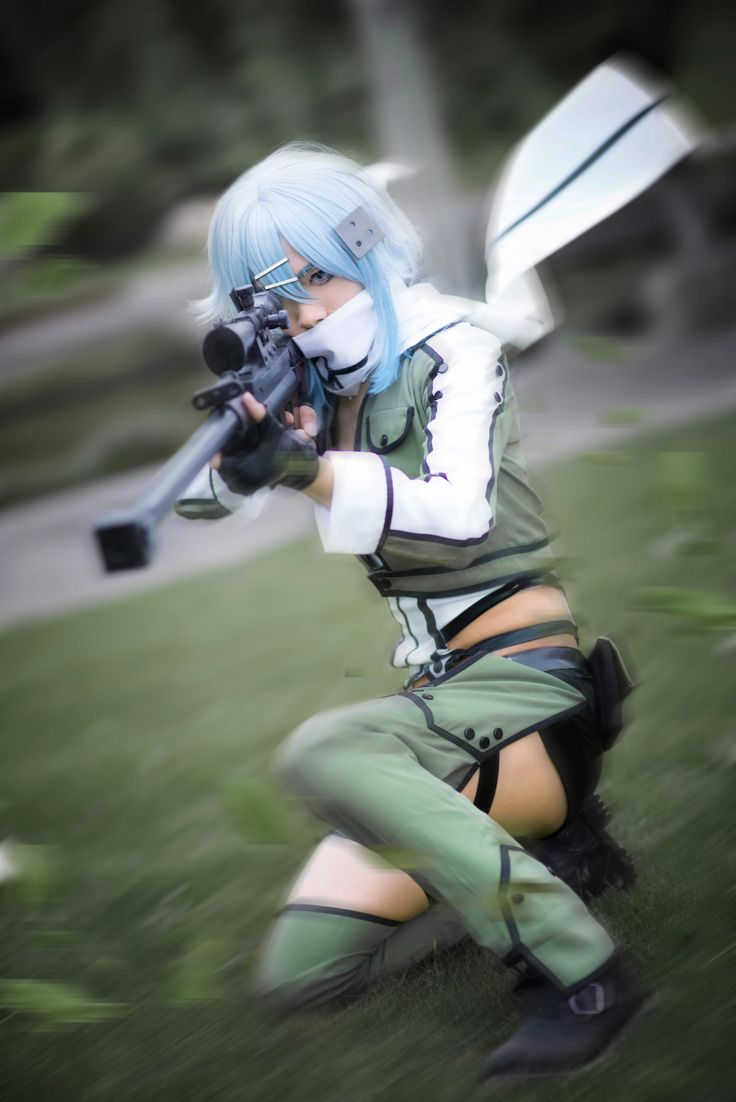 Sinon(Gun Gale Online) | Sinon - WorldCosplay