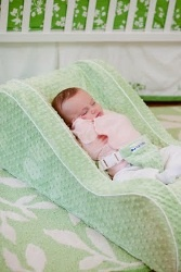 I plan to buy one of these for my house/soon-to-be new grandchild! Nap Nanny @napnanny.com or most baby stores.