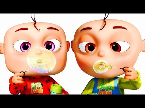 Five Little Babies Blowing Bubbles | Five Little Babies Collection | Zool Babies Fun Songs - YouTube