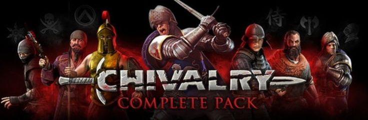 Chivalry: Complete Pack [Steam Gift] [US] [PC] [2013]