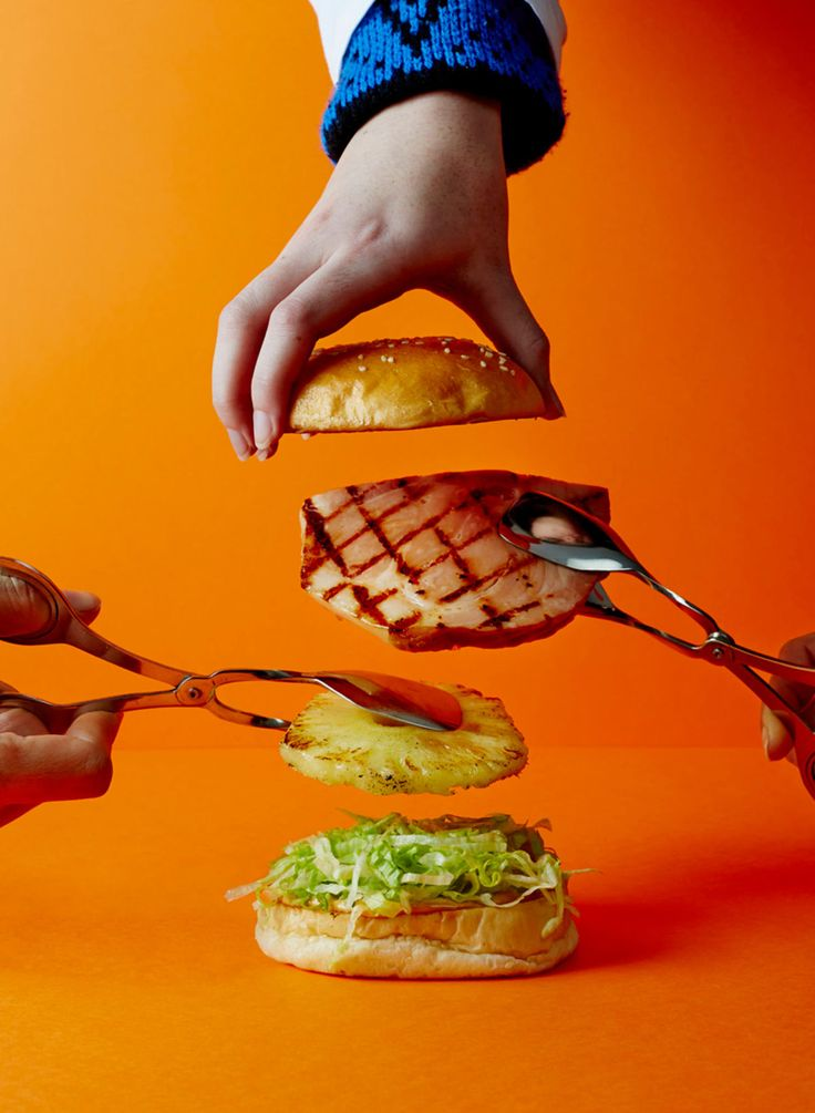 The Huxtaburger Book · A Friend of Mine
