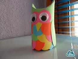 manualidades con tubos de papel higienico - Buscar con Google