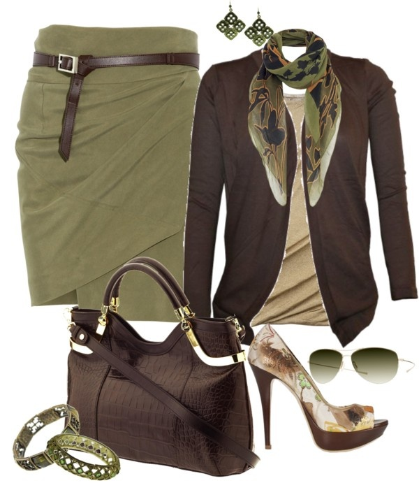 """Smart Casual"" by ccroquer on Polyvore"