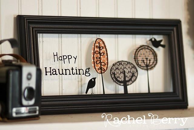 happy haunting: Halloween Idea, Fall Decor, Cute Halloween, Craft Ideas, Halloween Signs, Crafts