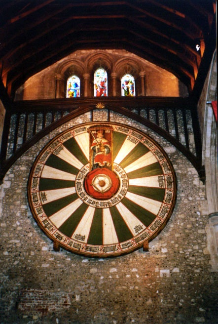 The Round Table Knights Of, Winchester Cathedral Round Table