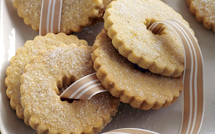 Perfect as a festive season gift or special treat, these buttery shortbread rise to new heights with the pairing of vanilla and cinnamon. Recipe by the Australian Women's Weekly.