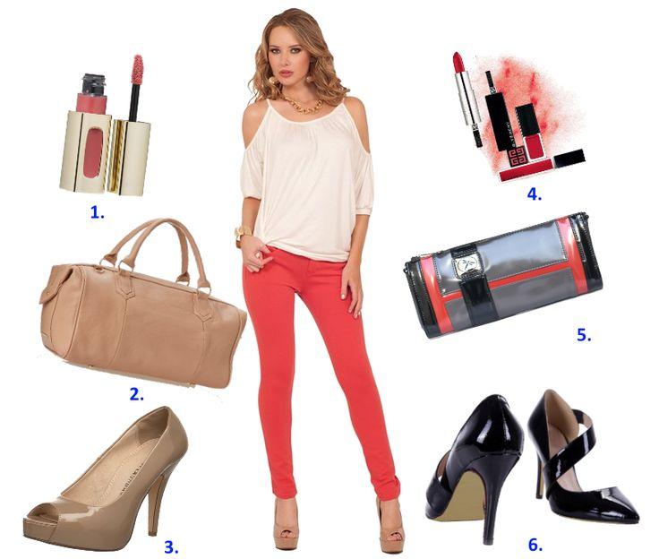 Look casual, ideal para ir al cinehttp://serfemeninas.blogspot.com/