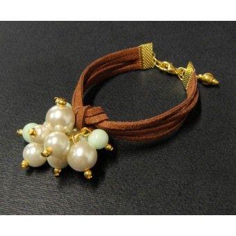 Pulsera de Moda con Perlas