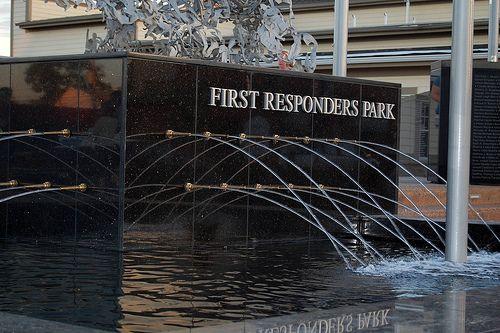 First Responders Park Memorial in Hilliard, Ohio - Fire-Dex