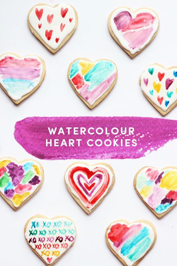 I have a post that will make you smile today. If it doesn't then you're dead on the inside. Whether you love or hate Valentines Day you can't deny your love for these pretty watercolour heart-shaped sugar cookies. This project marked a few firsts for me – first time successfully making sugar cookies and royal … Read more...