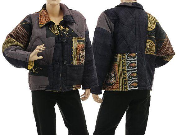Boho jacket lightweight warm fall winter jacket von classydress
