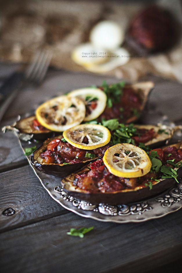Kuchnia Turecka I. Imam Bayildi.