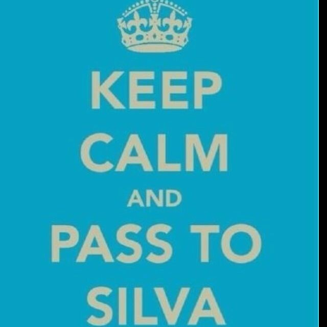 Man City is not my top team, but I do love Silva