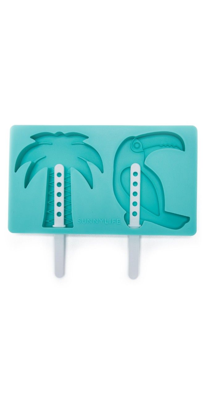 SunnyLife Tropical Popsicle Molds | SHOPBOP