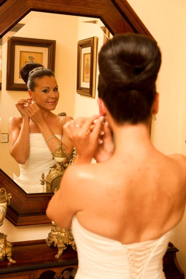 95 best novias peinados y maquillajes images on pinterest