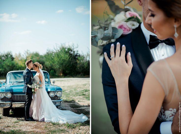 Wedding retro car Photo ideas #grabazei #outdoorwedding #nuntainaerliber #bucuresti #bucharest fotograf nunta bucuresti summer masini retro nunta #treehousecosoba