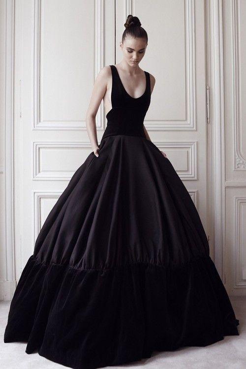 Delphine Manivet Couture, fall 2014.