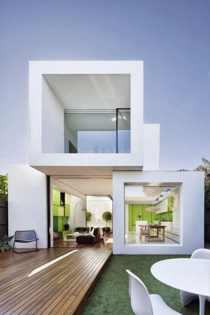 El Estudio australiano Matt Gibson Architecture + Design ha diseñado el Shakin Stevens House en Melbourne Victoria, Australia. Los arquite...