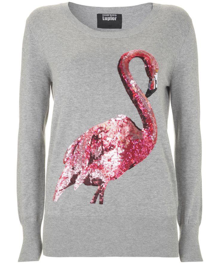 Pretty flamingo @markuslupfer @TheCommsStore