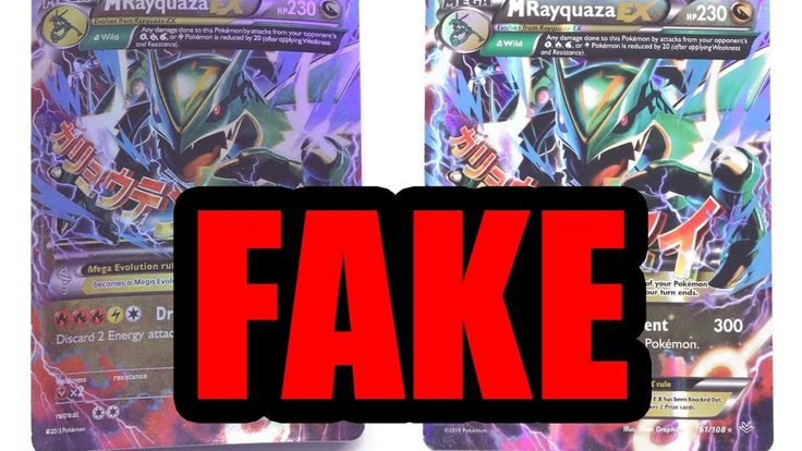 Do Not buy Pokemon cards from Amazon or eBay - EASY how to spot fake - http://rainbowloomsale.com/do-not-buy-pokemon-cards-from-amazon-or-ebay-easy-how-to-spot-fake/