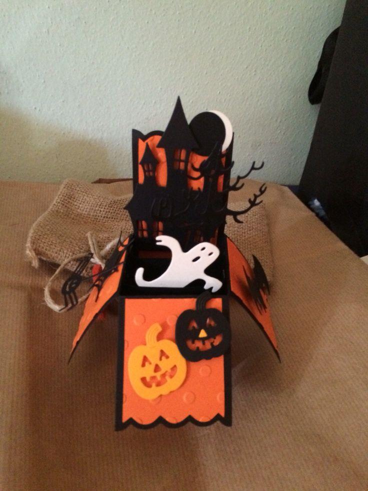 Halloween con la carta