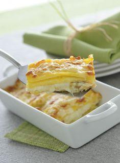 Centofoglie di polenta con formaggio e acciughe - Tutte le ricette dalla A alla Z - Cucina Naturale - Ricette, Menu, Diete