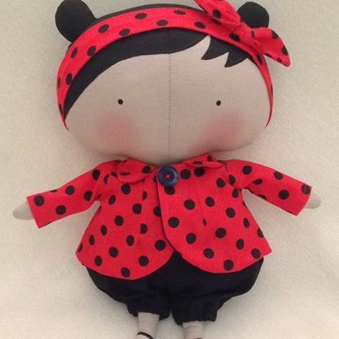 Tilda Toy ❤️ amor em forma de boneca #tilda #tildatoy #tildinha #bonecadepano #bonecas #doll #dolls #artesanato