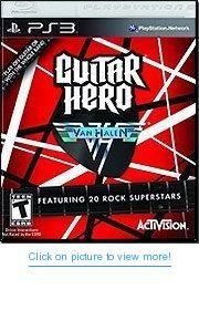 Guitar Hero Van Halen - Playstation 3 (Game only) #Guitar #Hero #Van #Halen #Playstation #Game