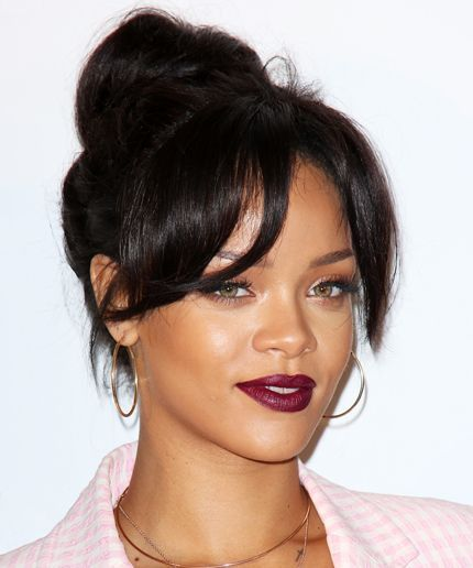 Tremendous 1000 Images About Tour Of Rihanna39S Hair Styles On Pinterest Short Hairstyles Gunalazisus