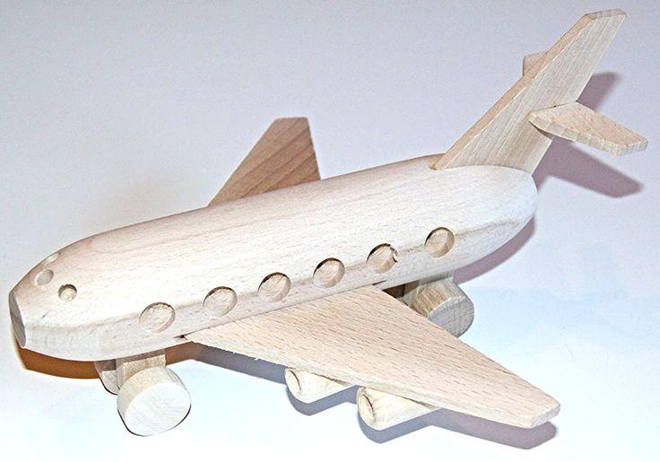 Samolot drewniany POLSKI