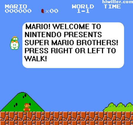 What if Super Mario Bros. was made today?