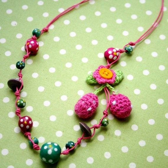 Another Toddler Necklace