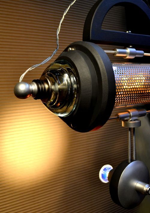 Superior Teslagraaf Steampunk Pendant Lamp By Art Donovan Amazing Design